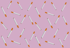 Cigarettbakgrundsvektor stock illustrationer