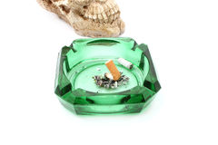 Cigarette Stock Image