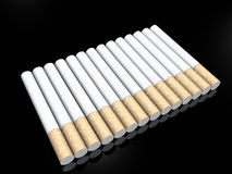 Cigarette Illustration Stock