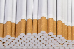 Cigarette image stock