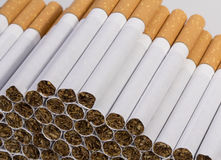 Cigarette photo stock