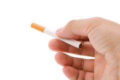 Cigarette images libres de droits