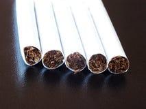 Cigarette Photographie stock libre de droits