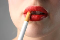 Cigarette Stock Photography