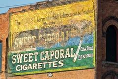 Cigarette Advertisement Stock Photos