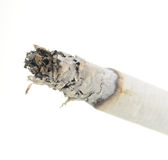 Cigarette ash Stock Image