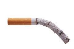 cigarette brûlante Photographie stock libre de droits