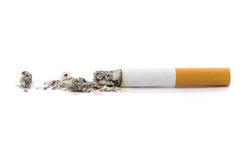 Cigarette Butt Stock Photo