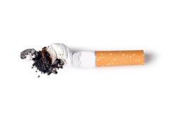 Cigarette butt Stock Photos