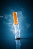 Cigarette - No smoking. Stock Images
