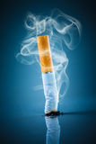 Cigarette - No smoking. Royalty Free Stock Image
