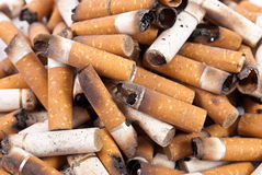 Free Cigarette Butts Stock Photos - 14595203