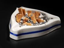 Free Cigarette Butts Stock Images - 36408624
