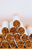 Cigarette close up Stock Image
