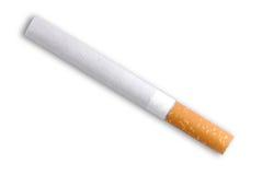 Cigarette in close-up Stock Photo