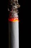 Cigarette diminuante Photos libres de droits