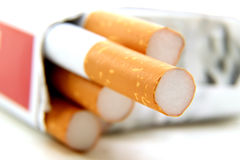 Cigarette filter Royalty Free Stock Photography