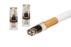 Cigarette Filter Royalty Free Stock Images