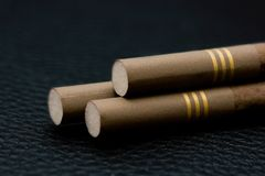 Cigarette Filters Royalty Free Stock Image