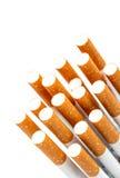 Cigarette filters Stock Photo