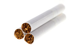 Cigarette isolated Stock Images