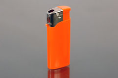 Cigarette lighter royalty free stock images