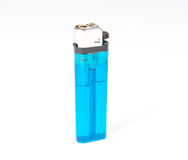 Cigarette Lighter isolated on white Royalty Free Stock Images