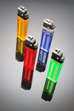 Cigarette Lighters Stock Photos