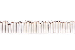 Cigarette Line Stock Images