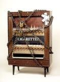 Cigarette machine royalty free stock photo