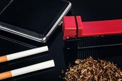 Cigarette machine. Stock Photography