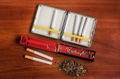 Cigarette machine. Stock Photo