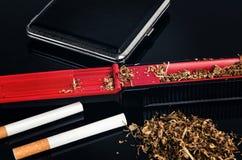 Cigarette machine. Royalty Free Stock Image