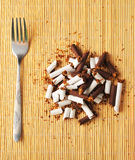 Cigarette Meal Stock Photos