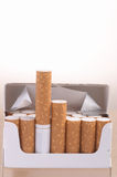 Cigarette Pack Stock Images