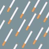 Cigarette pattern Stock Image