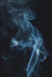 Cigarette smoke. Stock Photos
