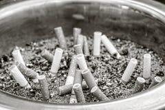 Cigarette Smoking Royalty Free Stock Photos