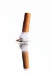 Cigarette Stub Stock Photo