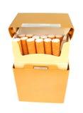 cigaretter Royaltyfri Bild