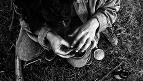 Cigaretteroller Fotografering för Bildbyråer