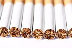 Cigarettes A Stock Photo