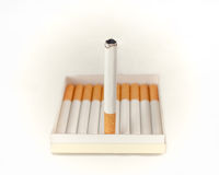 Cigarettes Photos stock