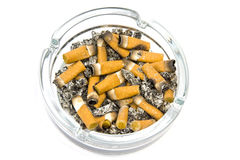 Cigarettes Photo stock