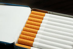Cigarettes. Royalty Free Stock Image