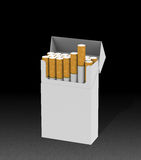 The cigarettes Stock Photos