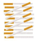 Cigarettes Photo libre de droits