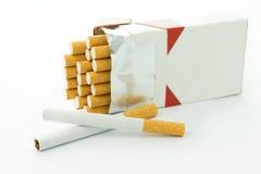 Cigarettes Photographie stock libre de droits