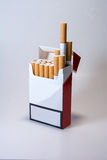 Cigarettes Photos libres de droits