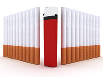Cigarettes Stock Image